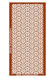 Cortenstaal paneel tripod