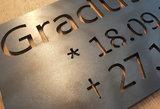 Cortenstaal Grafmonumenten & Gedenkplaten_
