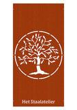 tree of life cortenstaal